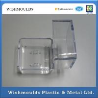 Wholesale Transparent Plastic Injection Industrial Plastic Parts Rapid Prototyping Service from china suppliers