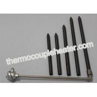 Wholesale Non Ferrous Silicon Nitride Thermocouple Components Protection Sleeve One End Closed from china suppliers