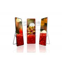 Wholesale Multi Color P2.5 Indoor Led Poster Stand Advertising Player light weight from china suppliers