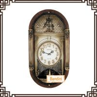Wholesale Special hot sell simple fashion high fashion home furnishing decorative wall clock B8036-1 from china suppliers