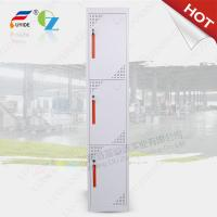 Quality To order cabinet steel locker FYD-G003,E-static power coating,CSR Material,three door for sale