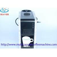 Wholesale Cappuccino / Latte Pod Coffee Makers With Water Reservoirs Easy Cleaning from china suppliers