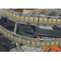 Wholesale Pure White Flexible LED Strip Lights DC 24V 16W SMD 2835 240D For Archway from china suppliers