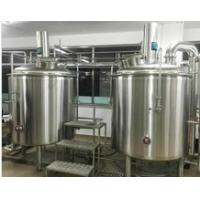 Wholesale 1000Ltr SUS304 Customised Draft Beer Brewing Equipment 15M2 Floor Space from china suppliers