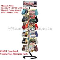 Wholesale Functional Commercial Magazine Rack from china suppliers