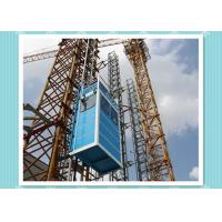 Quality High Performance Personnel And Material Hoist Elevator , Industrial PM Hoist for sale
