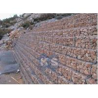 Wholesale Customized Economical Natural Appearance Gabion Retaining Wall Protective Mesh from china suppliers