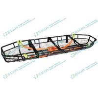 Wholesale Iron with spraying plastics Rescue Basket Stretcher , lightweight first aid stretcher from china suppliers