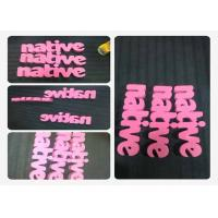 Wholesale Customized EVA Foam Toy , Colorful EVA Foam Educational Words from china suppliers