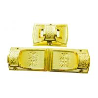 Wholesale Golden color casket hardware corner coffin accessories C008 from china suppliers