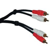 Wholesale 2RCA to 2RCA Audio AV Cable from china suppliers