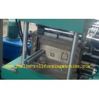 Wholesale Metal Stud And Track Roll Forming Machine , Steel Plate Rolling Forming Machines from china suppliers