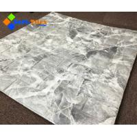 Quality 3D Wall Stickers PE Foam Decor Stone Marble colour for sale