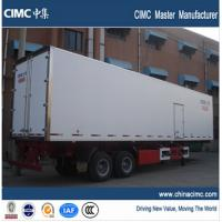 Wholesale refrigerated cargo van trailer from china suppliers