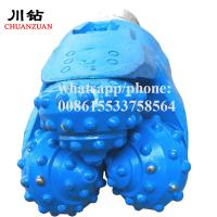 Buy cheap tricone bits factory selling directly/ roller cone rock tci water well drill tricone bit 98mm tricone bit from wholesalers