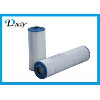 Buy cheap OEM 50 Micron Pleated HC Filter Cartridge For High Flow Filtration from wholesalers