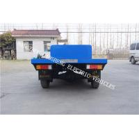 Wholesale Lithium Battery Fully Electric Truck 3kw Motor Power With Hydraulic Sterring System from china suppliers