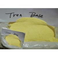 Quality Yellow Steroid Powder Trenbolone Base For Muscle Gains CAS10161-33-8 for sale