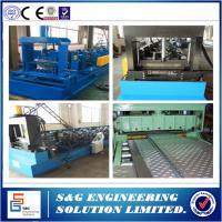 Wholesale Electric Cable Tray Roll Forming Machine 10 - 15m / Min Production Capacity from china suppliers