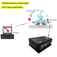 COFDM Wireless Video transmission System for EOD Robot Application