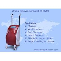 Wholesale Thermo RF face lift anti aging thermal facial massage machine from china suppliers