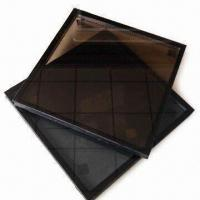 Quality Insulating Glass with Sound Insulation, Made of Different Raw Glass Sheet and Thickness for sale