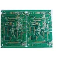 Wholesale High density FR4 Multilayer PCB Board CEM-1 , Aluminum 0.2 - 4.0 mm Board Thickness from china suppliers