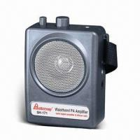 Wholesale Voice Amplifier with 100Hz to 10kHz Frequency Response and 12W Maximum Power from china suppliers