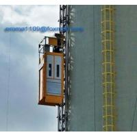 Buy cheap SC50 Single Cage Tower Crane Hoist Lifting 500kg Capacity Factory Cost from wholesalers