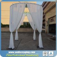 Buy cheap Wholesale pipe and drape kits used pipe and drape pipe and drape wedding backdrop from wholesalers
