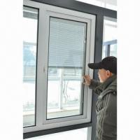 Buy cheap PVC Window with Sliding, Casement, Tilt, Turn Style, Excellent Performance and Efficient Energy from wholesalers