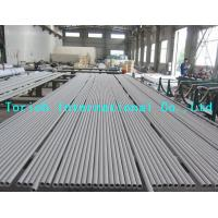 Wholesale EN 10088-2 Cold Drawn Stainless Steel Tube For General Purposes Corrosion Resisting from china suppliers