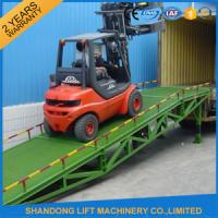 Wholesale Heavy Duty Container Loading Ramps from china suppliers