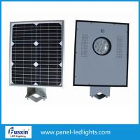Wholesale Waterproof Ip65 60w Integrated Solar Street Light Led 3 Years Warranty from china suppliers
