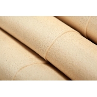 Wholesale Aramid Fibers PPS 5 Micron Glazed Finish Paint Filter Bags for Bag Filter from china suppliers