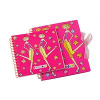 Wholesale Customized A4, A4+, A5, A5+, A6 Paper cover Spiral Bound Notebook from china suppliers