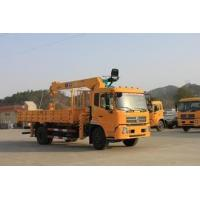 Wholesale 1T 16T straight arm lorry-mounted crane truck crane sell from china suppliers