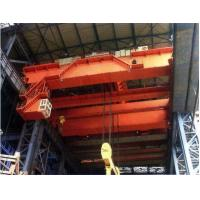 Wholesale YZ Model 125 Ton Steel Factory Double Girder Foundry Crane for Steel Plant from china suppliers