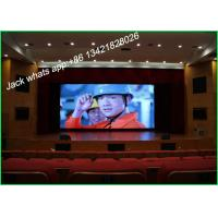 Wholesale Super Bright rgb Small SMD Led Screen Display For Cinema / Metro Stations from china suppliers