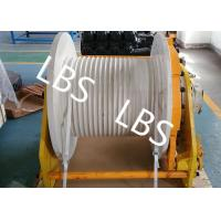 Wholesale Good Performance Durable Hydraulic Cable Winch 100-10000m Capacity from china suppliers