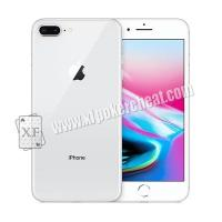 Buy cheap Black Mobile Phone IPhone 8 Camera Poker Predictor For Casino Games from wholesalers