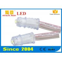 Wholesale 0.15 Watt Outside Led Pixel Lights 30000hrs Lifespan CE Rohs Single Color White from china suppliers