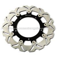 Wholesale Aluminum Front Motorcycle Brake Disc Set Yamaha YZF R3 FZ6 XJ6 CNC Machining from china suppliers