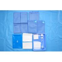 Wholesale Anti Static Single Use Non Woven Surgical OB Pack Disposable Sterile Pack from china suppliers
