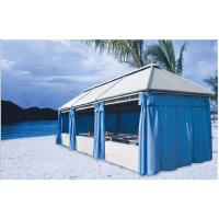 Wholesale China outdoor gazebos restaurant tent beach canopies rattan tents 1112 from china suppliers