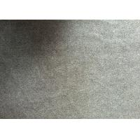 Wholesale Make - To - Order Fashion Wool Striped Fabric For Winter Coat Piece Dyed from china suppliers