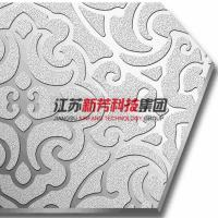 Wholesale Press Mould Geometrical Pattern Stainless Steel Press Plate 3-6mm thickness HS code 84802000 from china suppliers