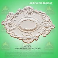 Wholesale Ceiling Centre Decoration Plaster Of Paris Ceiling Medallions from china suppliers