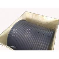 Wholesale Diameter 830 And Length 1150 Lebus Grooved Drum Black Lebus Split Sleeves from china suppliers