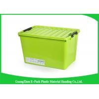 Wholesale Light Weight Leakproof Clear Storage Boxes Moving Storage Long Service Life from china suppliers